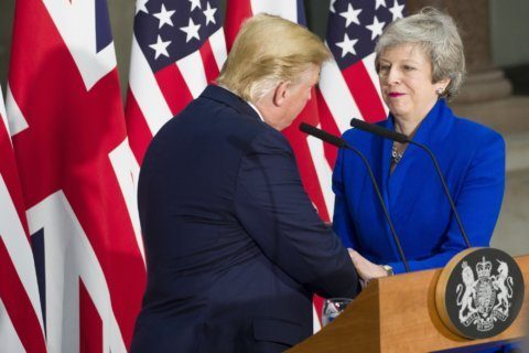 Cables from UK's ambassador to the US blast Trump as 'inept,' 'incompetent'