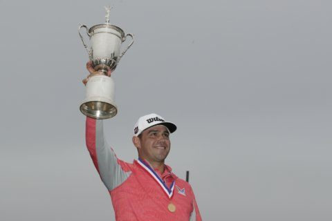 Gary Woodland wins US Open at Pebble Beach