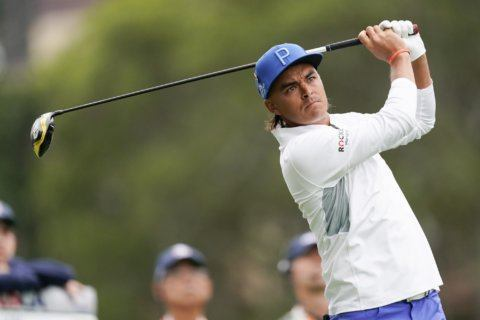 Column: Fowler brings game along with mullet to US Open