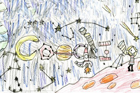 Loudoun Co. student wins Virginia's 'Doodle 4 Google' contest
