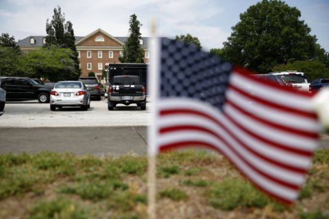 Arizona governor orders flags lowered to honor Virginia Beach victims