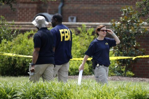 Medical examiner: Virginia shooter killed by police gunfire