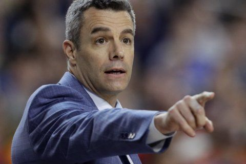 New-look Virginia back to work after winning NCAA title