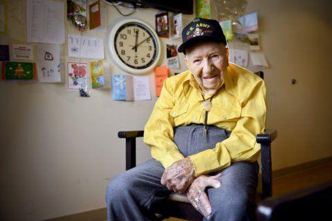 A Utah veteran turning 101 gets over 5,000 birthday cards