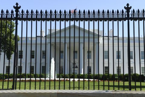 Construction to begin soon on taller White House fence