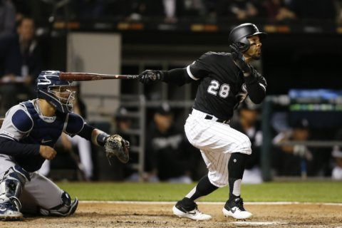 García's homer lifts White Sox over Yankees 5-4