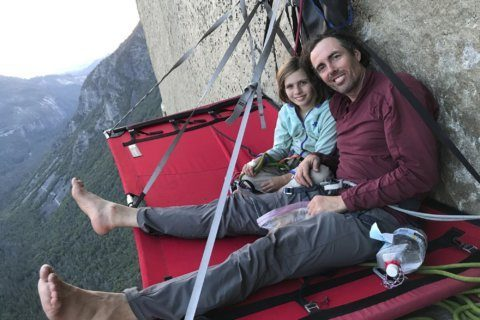 10-year-old Colorado girl 'overwhelmed' after Yosemite climb
