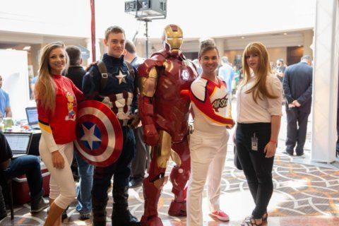 Comic convention returns to Tysons this weekend