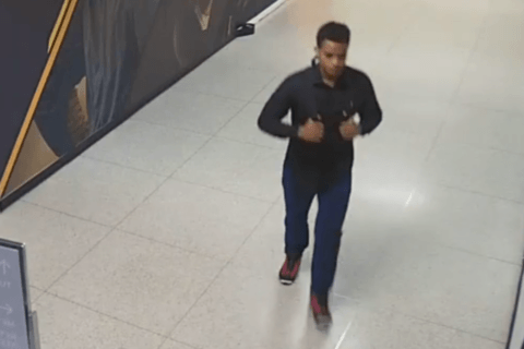 VIDEO: Surveillance footage shows suspect in Crystal City assault