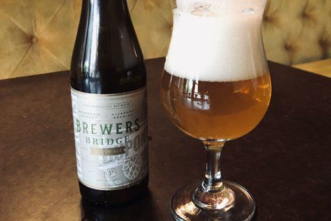 Beer of the Week: Dupont/Allagash Brewers' Bridge Saison Ale