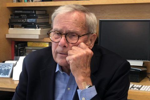 EXCLUSIVE: NBC's Tom Brokaw reflects on history and its echoes