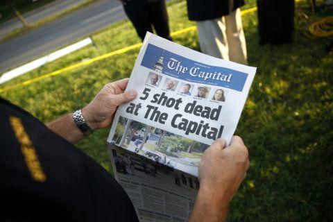 Bill introduced in Congress to establish memorial for fallen journalists