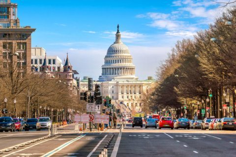 DC ranks among most walkable cities in nation