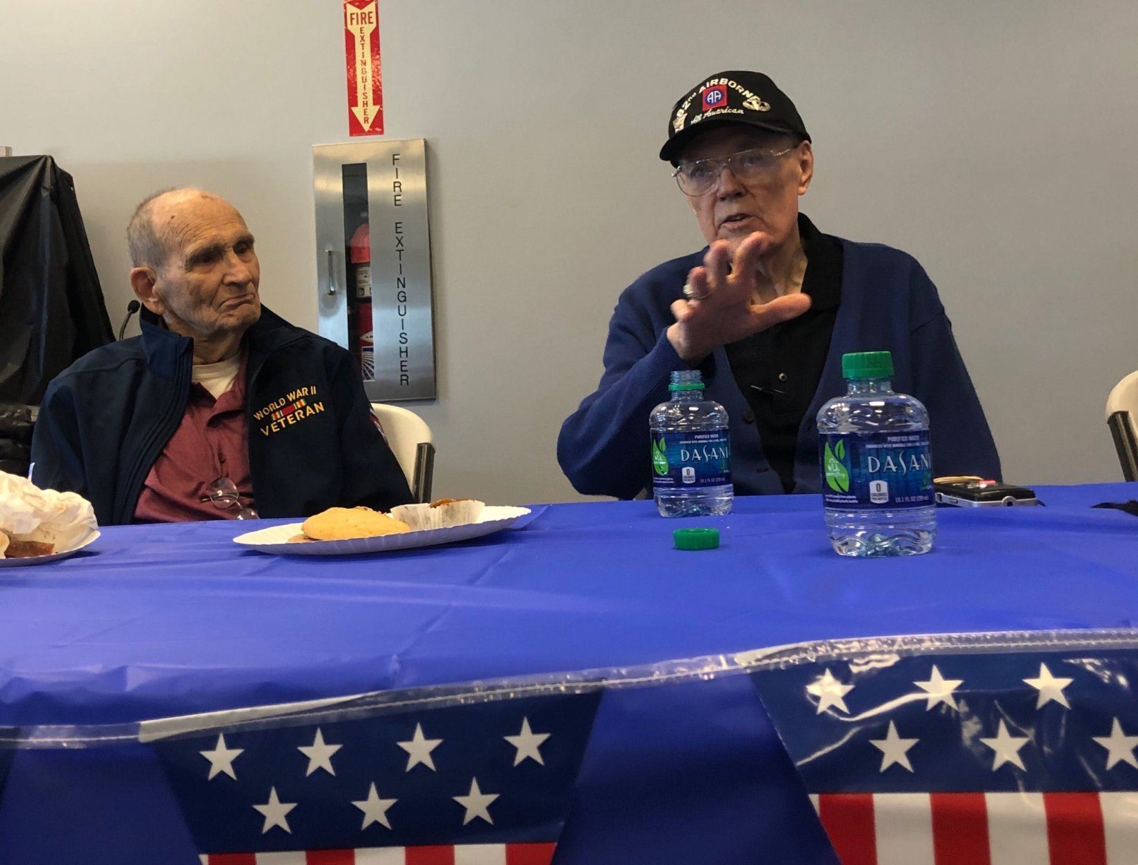 75 years later, vets share D-Day experiences with N Va
