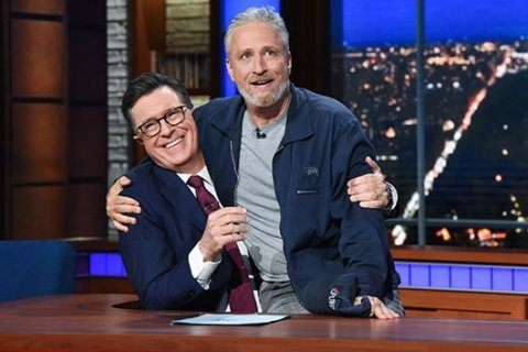 Jon Stewart calls out Sen. Mitch McConnell on 'The Late Show' over 9/11 compensation funding