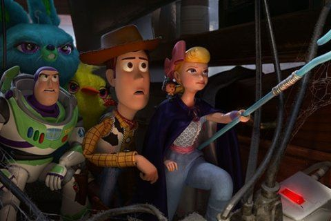 'Toy Story 4' goes where no other 'Toy Story' has gone before
