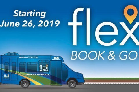 On-demand bus starts in Montgomery Co. and is 1st for DC region