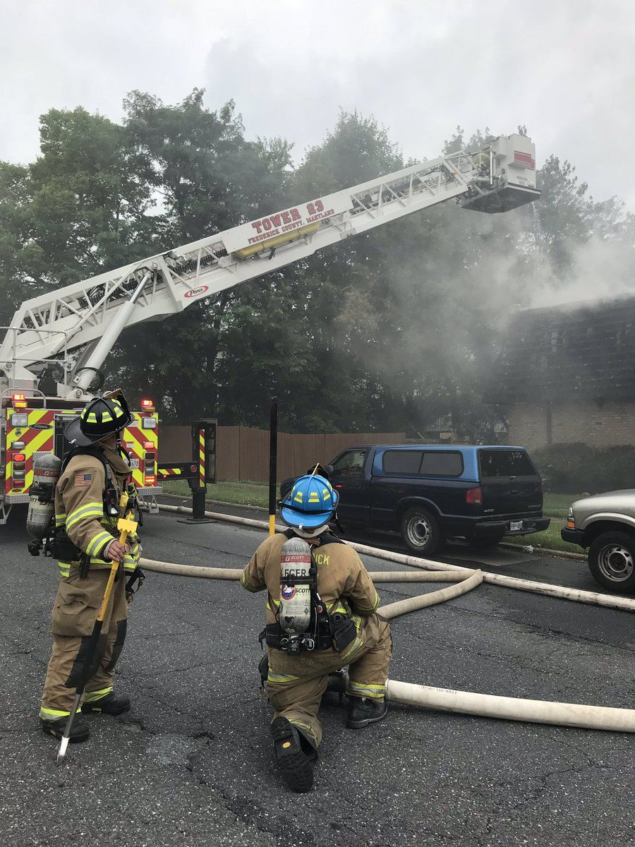 (Courtesy Frederick County Fire and Rescue Services)