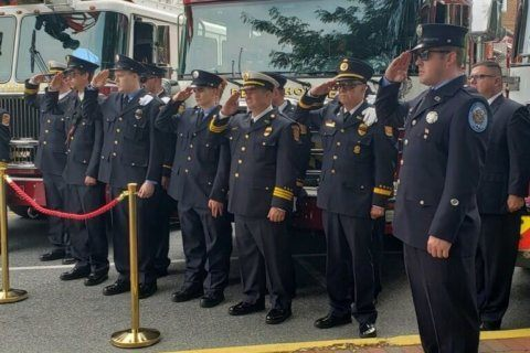 Prince George's, Howard Co. firefighters among 5 added to the Maryland Fire-Rescue Memorial
