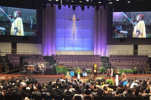 'It's a mystery': Memorial held for Md. woman who died in Dominican Republic