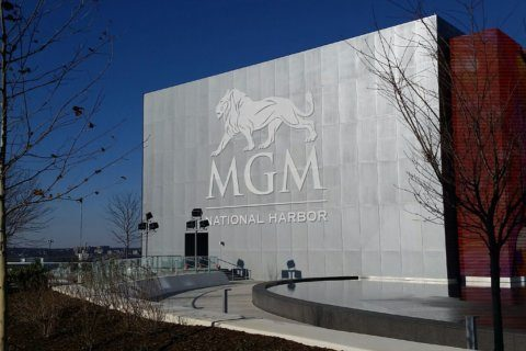 MGM National Harbor posts 1st-ever gambling revenue decline