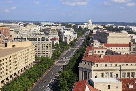 DC region's federal government workforce shrinks but hospitality is hot