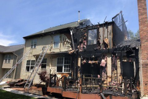 Fire officials: Fort Washington blaze caused by charcoal