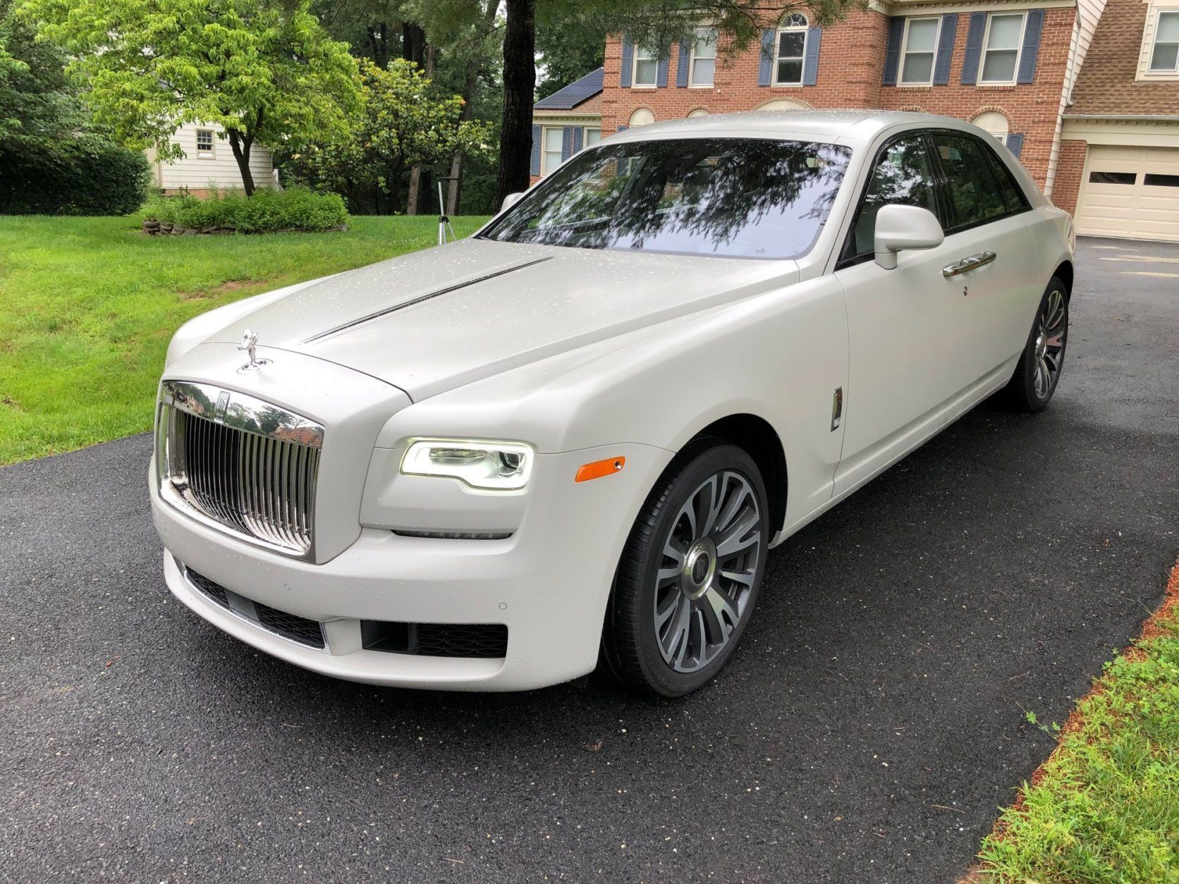 Watch Rolls Royce Ghost Rivals Cost Of Dc Area Home Wtop