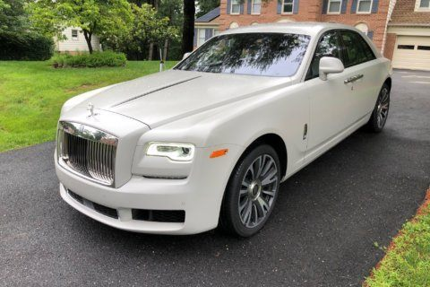 WATCH: Rolls-Royce Ghost rivals cost of DC-area home