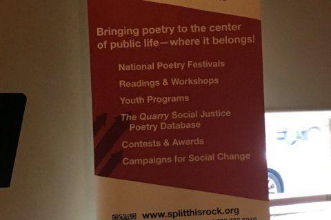 'Split This Rock' teen poets open local reading; prep for Las Vegas festival