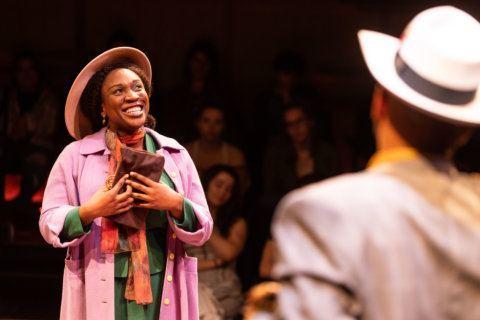 Q&A: 'Spunk' salutes pioneer Zora Neale Hurston at Signature Theatre