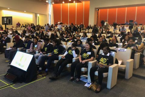 Over 10,000 teens, young adults to participate in DC summer jobs program