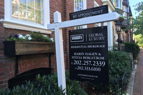 A November record for DC-area home prices (but there's still not much for sale)