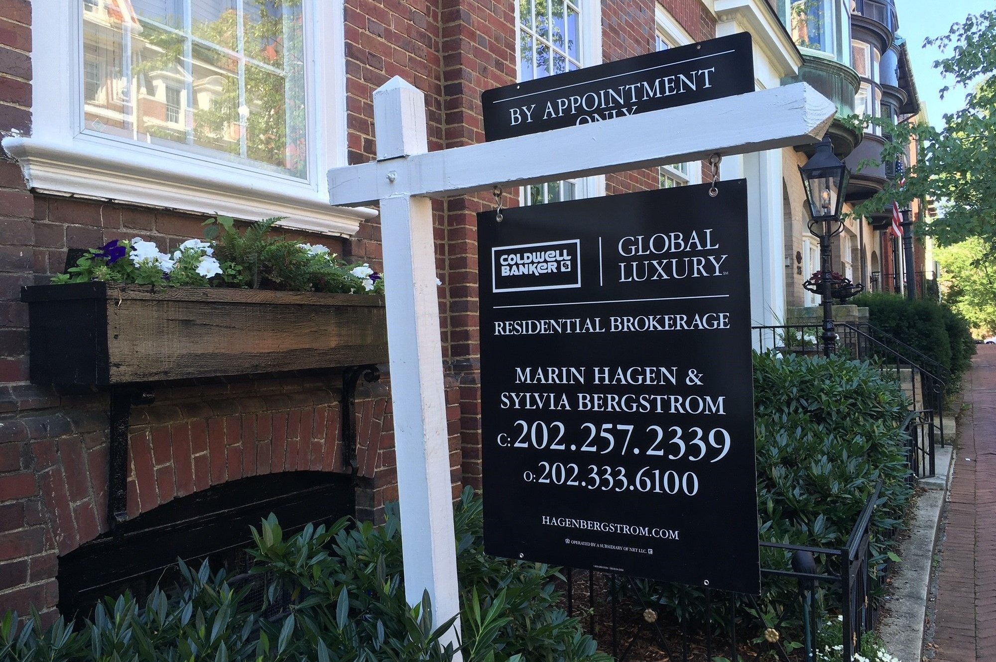 Listing service Bright MLS says the median price of a house or condo that sold metro wide in June was $490,000, the highest on record for the region, and up 4% from a year ago.