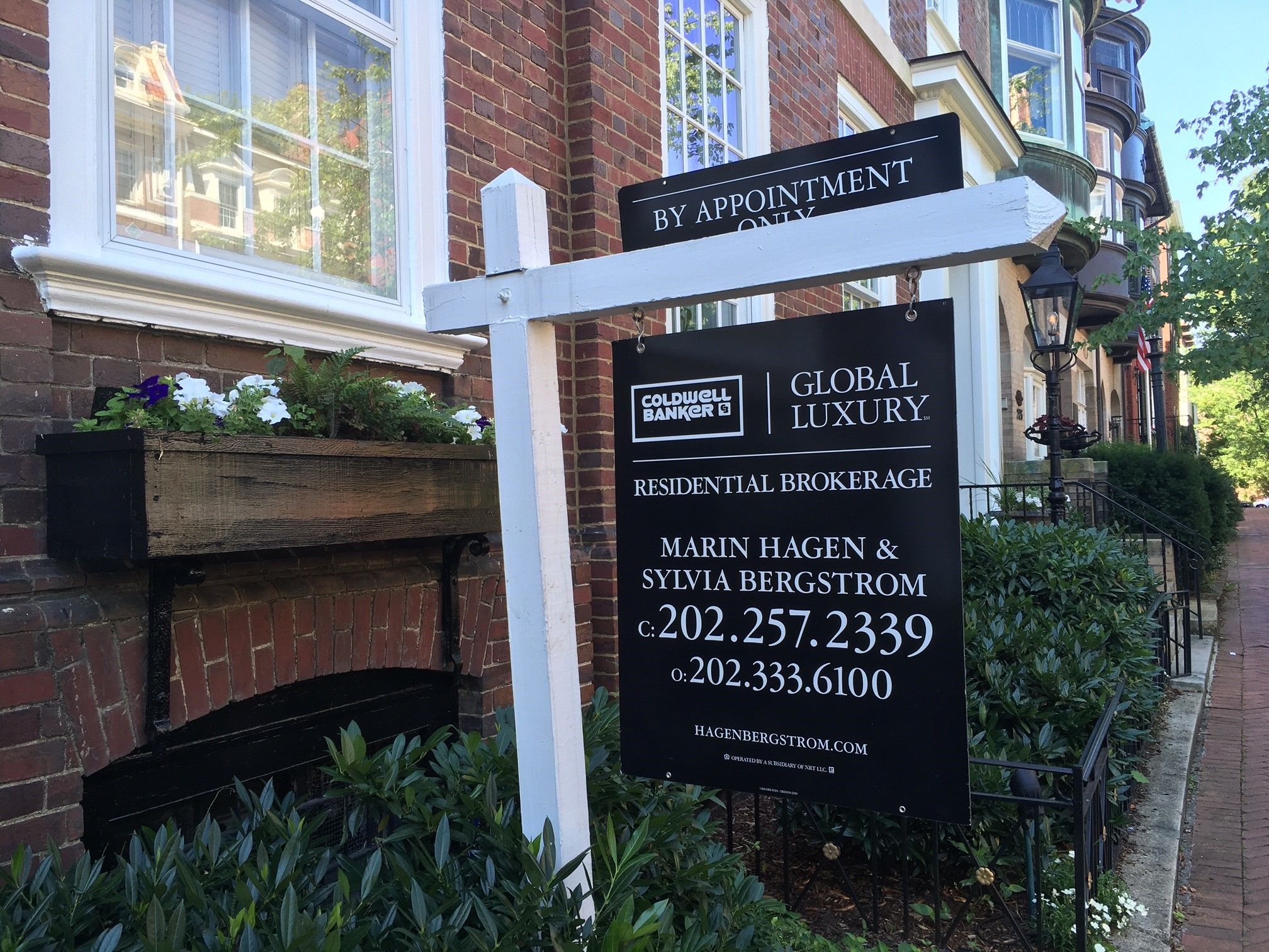 DC-area home prices hit record high, listings hit 6-year low