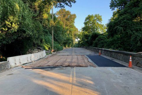 Closures on Canal Road coming