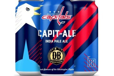 Devils Backbone unveils Capit-Ale (want to design another label for it?)
