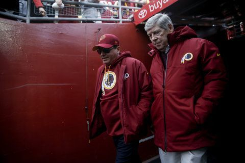 Redskins no longer among top 10 most valuable sports franchises in world