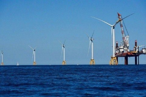 Plans for an offshore Atlantic wind farm generate a buzz in Md.