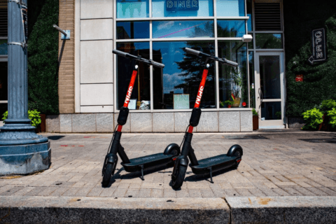 Spin brings tougher scooters to DC