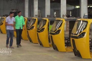 India plans electric vehicle revolution