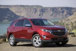 2019 Chevrolet Equinox Lease Deal: $229 per month for 39 months with $2,629 due at signing (U.S. News & World Report/John M. Vincent)