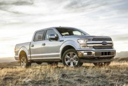 2019 Ford F-150 Purchase Deal: 0% financing for 72 months (Courtesy Ford Motor Company)