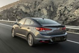 2019 Hyundai Elantra Financing Deal: 0% financing for 60 months (Courtesy Hyundai Motor America)