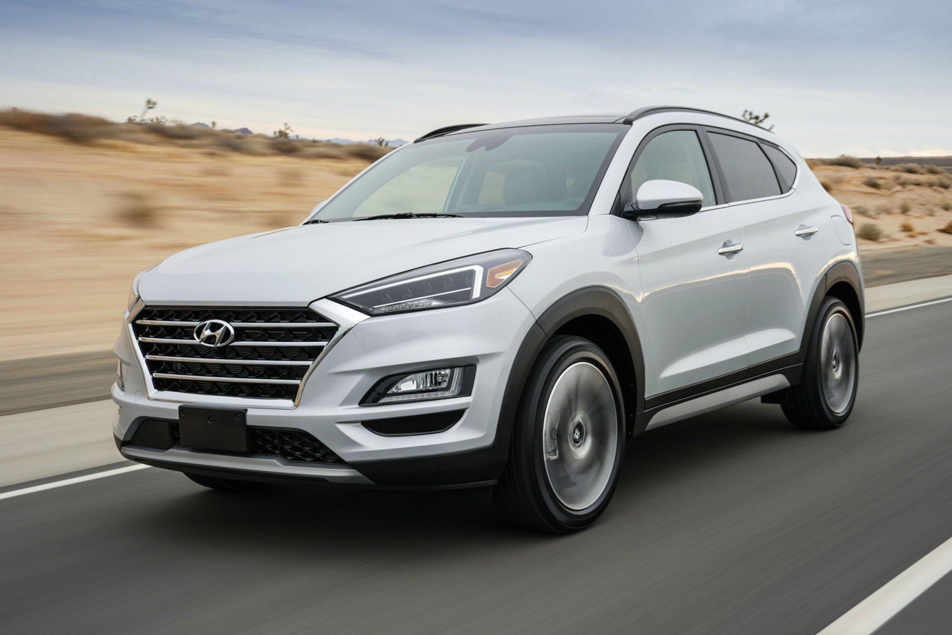 2019 Hyundai Tucson Purchase Deal: Up to $3,000 cash back (Courtesy Hyundai Motor America)