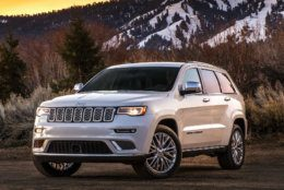 2019 Jeep Grand Cherokee Lease Deal: $319 per month for 36 months with $3,499 due at signing (Courtesy Fiat Chrysler Automobiles)