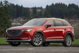 2019 Mazda CX-9  Lease Deal: $315 per month for 36 months with $2,499 due at signing (U.S. News & World Report/John M. Vincent)