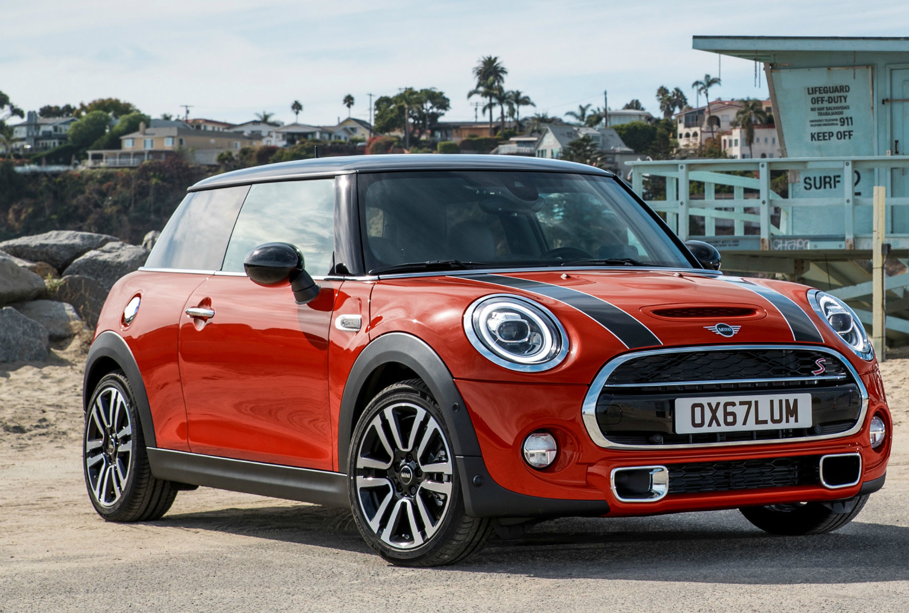 2019 Mini Cooper Lease Deal: $229 per month for 36 months with $2,999 due at signing (Courtesy BMW of North America)