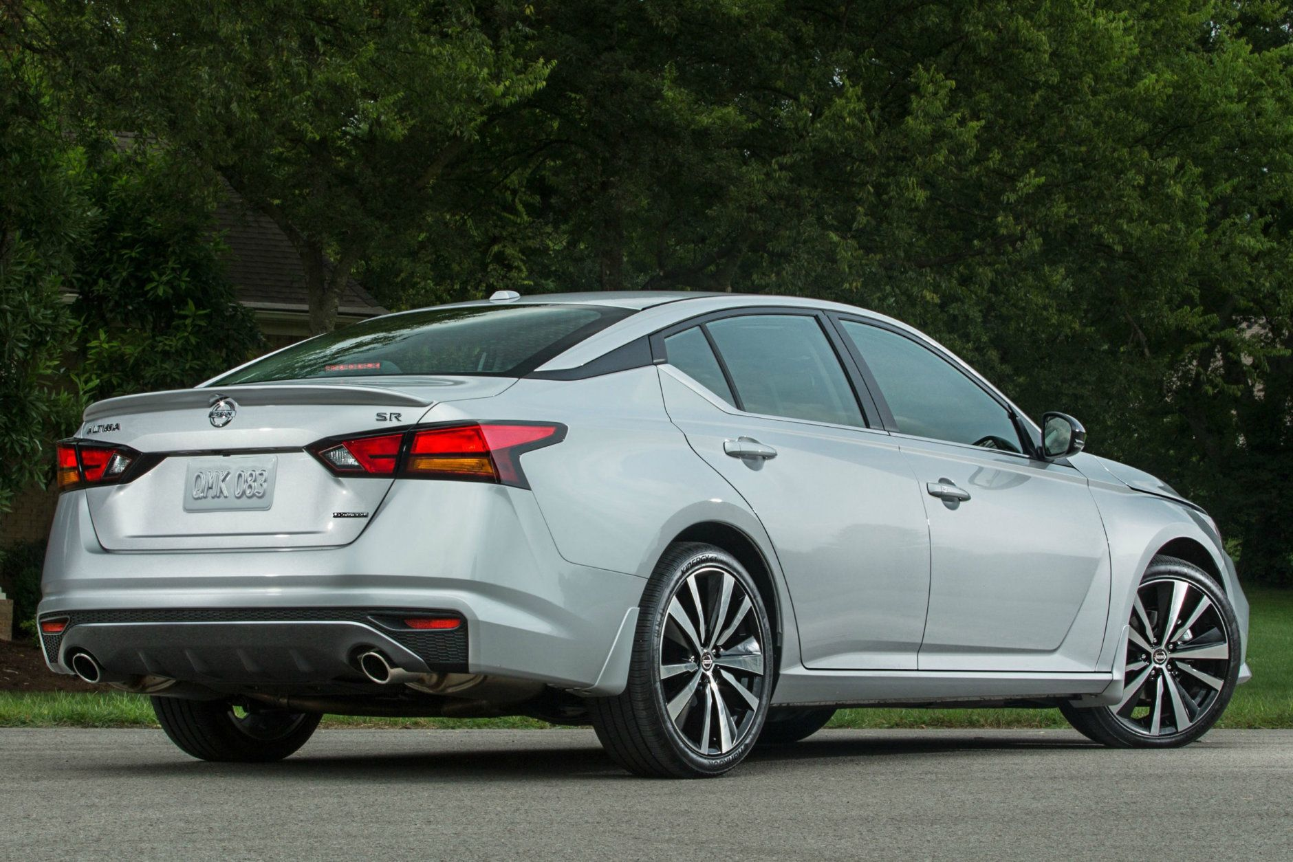 2019 Nissan Altima Purchase Deal: 0% financing for 36 months plus $2,000 bonus cash (Courtesy Nissan North America)