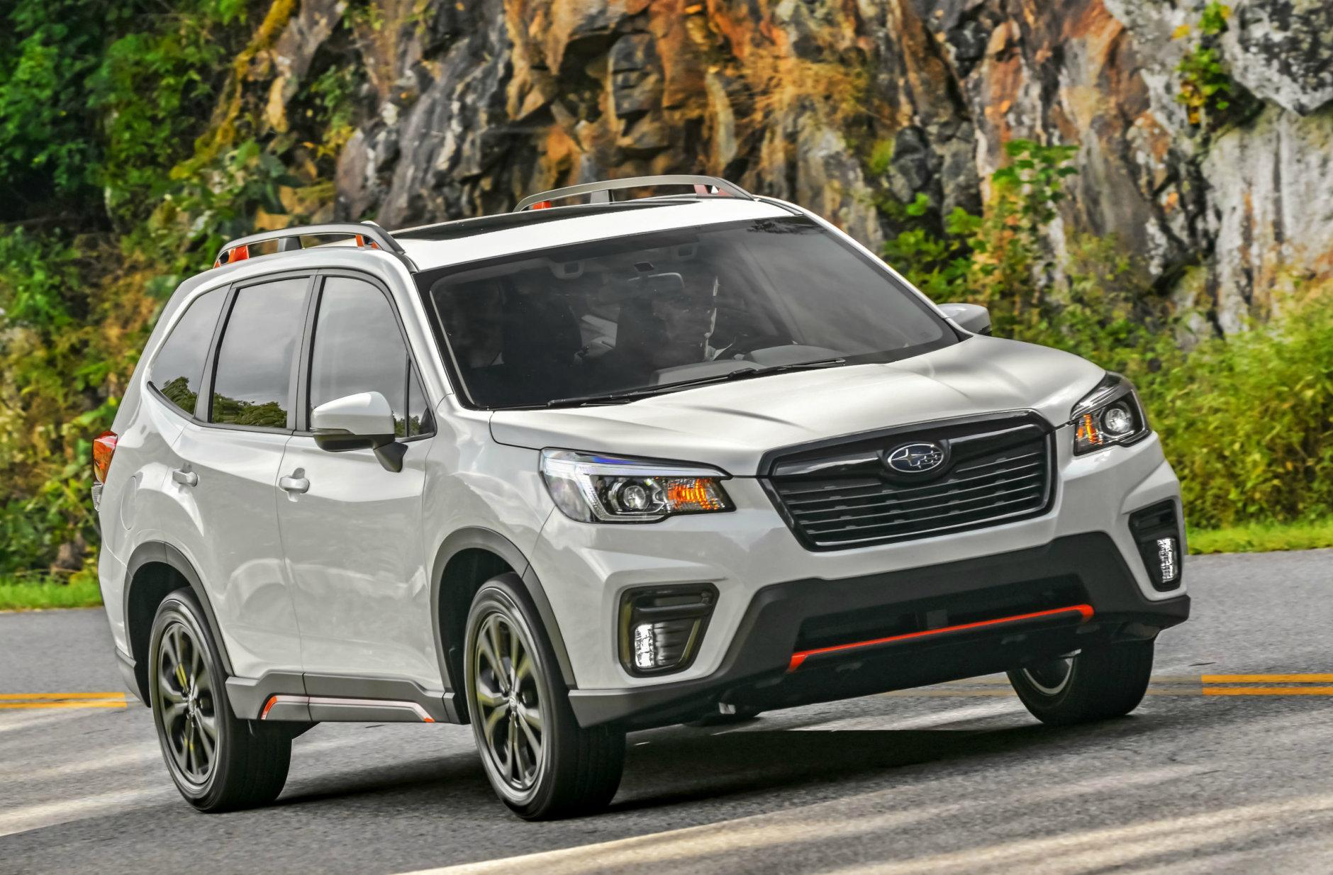 2019 Subaru Forester Lease Deal: $255 per month for 36 months with $2,055 due at signing (Courtesy Subaru of America)